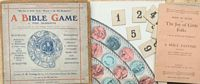 <B>c1895 A Bible Game for Sundays