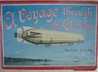<B> 1912 - Spears - A Voyage through the Clouds. The Game of Today