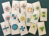 <B>c1870 A Set of Snap/Collecting Cards -