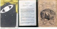 <B>1829 Astronomia - card game, designed and published by F.G. Moon, London 1829; with steel engravings by J & G Pickett