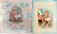 <B>c1890 /1900 Spears - Our Pets Lotto