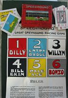 <B>1930s Speedihound - The Greatest Greyhound Racing Card Game<B><BR>