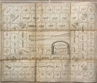 <B>1806 - A Musical Game - invented by LM Drummard esq