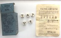 <B>Tate & Lyle Dice Game