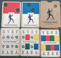 <B>c1930 GivAnTake - a betting game